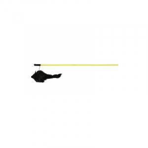 Fiskestang med pelsmus 50 cm.
