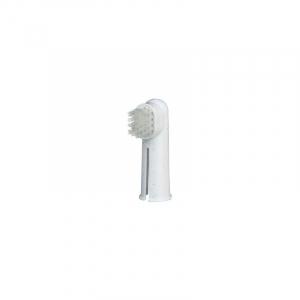 Fingertandbørste sæt tandbørste/massagebørste
