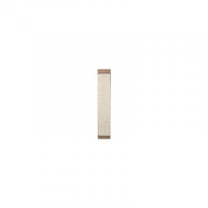 Kradsebræt kat, sisal væg, 60 cm. beige
