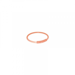 Lys bånd orange med blink XS 25 cm. Tilpasses med kniv.