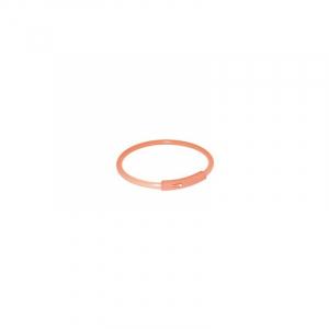 Lys bånd orange med blink S 32 cm. Tilpasses med kniv.