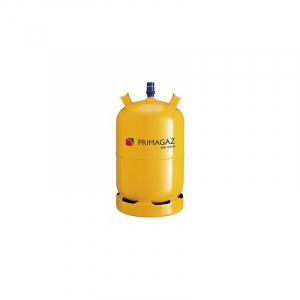 Gas ombytning 11 kg. Gul stål. Medlemspris