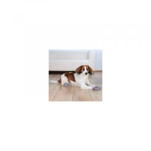 Hundesokker M-L, Golden Retriever , grå, 2 stk.