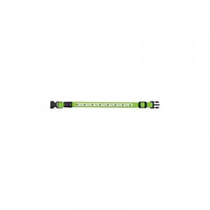 USB Flash halsbånd L-XL 50-60 cm./25 mm. grøn
