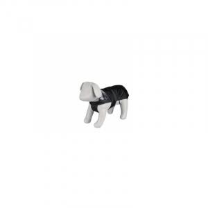 Hundefrakke Paris L maveomkreds 55-75 cm. længde 55 cm. Sort