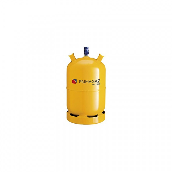 11 kg. Gul stålflaske inkl. gas. Medlemspris