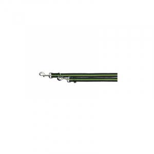 Fusion justerbar line L-XL 2.00 M, 25 mm. sort/grøn