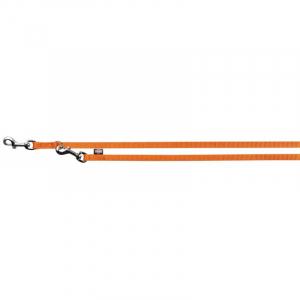 Premium Justerbar line, XS, 2,0 M/10 mm. Kobberorange
