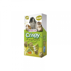 Crispy Crunchies Hø + gulerod, Versele Laga