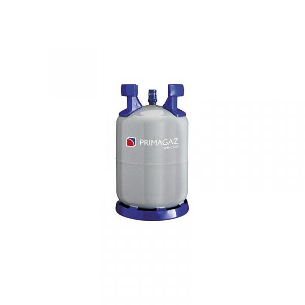 Gas ombytning 10 kg. Stål letvægt. Medlemspris