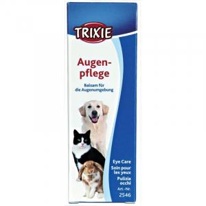 Eye Care til hunde, katte og andre smådyr. 50 ml.