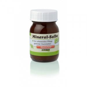Anibio Mineralsalve 75 ml. 100 % naturlig salve til lindring af hudproblemer