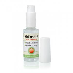 Anibio Skin-Aid 15 ml. Mod stik eller bid. Køler og beroliger og modvirker kløe