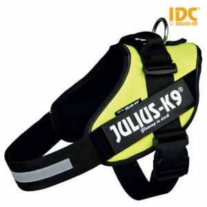Julius K9 IDC powersele Str. 2, L/XL 71-96 cm. Neon