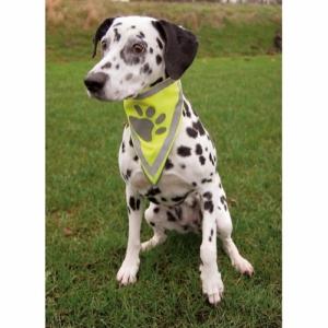 Trixie sikkerheds halstørklæde med refleks