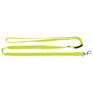 USB flash jogging line, S-XL, 1,85-2,55 M/25 mm. Neongul