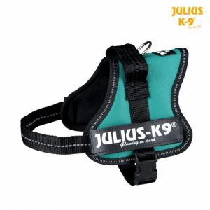 Julius K9 powersele Mini-mini/S 40-53 cm. Grøn