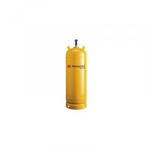 22 kg. Gul stålflaske inkl. gas. skal bestilles
