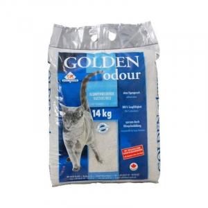 Kattegrus Golden Odour 14 Kg. Super klumpende kattegrus. Spar 20,- ved afhentning
