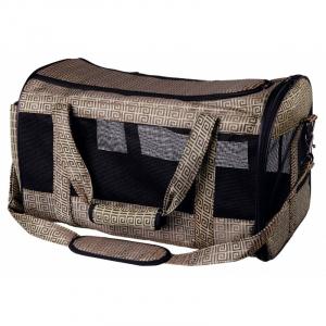 Malinda taske Jacquard (polyester) Kan åbnes på forsiden og toppen. 27 × 30 × 50 cm. Op til 11 kg.
