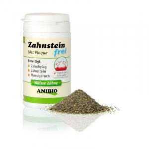 Anibio Zahnstein Frei /tandstensfri 140 g.