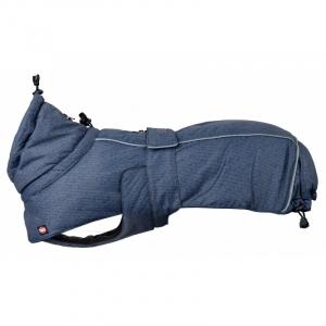 Prime vinter jakke XS. Maveomkreds 35-48 cm. Længde 30 cm. Blå. Rigtig lækker jakke.