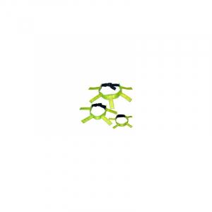 Jagthalsbånd med flapper 35 cm. Reflex