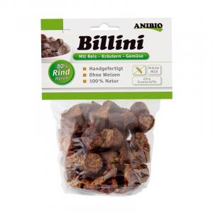 ANIBIO Billini Hundeguffer BEEF 130 g.