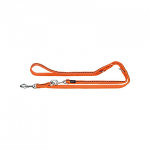 Hunter træningsline safety grip. 20mm./2 M. Orange