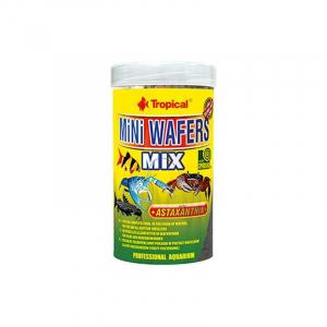 TC Mini Wafers Mix 100 ml. Tropical. Fiskefoder