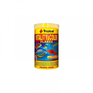 TC Vitality & Color 250 ml. Tropical. Fiskefoder