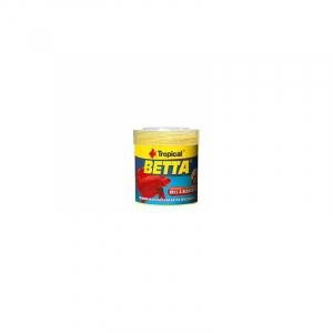 TC Betta 50 ml. Tropical. Fiskefoder