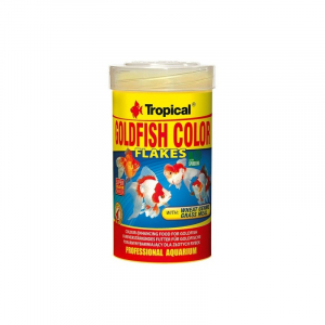 TC Goldfish Color 100 ml. Tropical. Fiskefoder