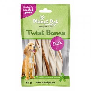 PP Duck Twist Bones. 60 g (5 stk / 11,5 cm)