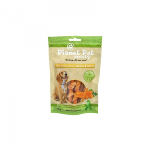 PP 2IN1 Chicken-Carrot 70 g. Planet Pet Society