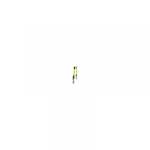 ALAC forlænger til line med Refleks Microlite gul 20 mm.x30 cm.