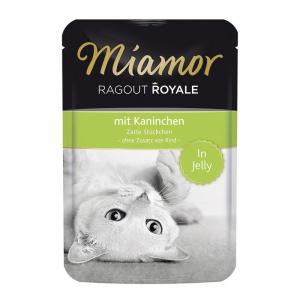Miamor Ragout Royale med Kanin. 100 g.