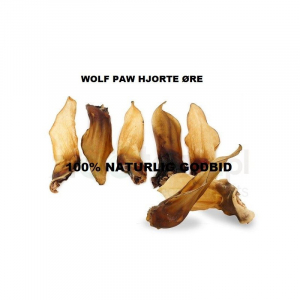 Wolf Paw Hjorte Øre 2 stk.