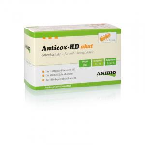 ANIBIO Anticox HD, kapsler 140 stk. Kosttilskud til forbedring af bevægelsesapparatet samt muskler, led, sener og knogler
