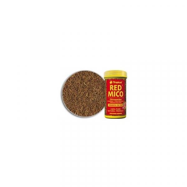 TC RED MICO 150 ml. Tropical. Fiskefoder.