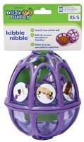 BUSY BUDDY KIBBLE NIBBLE FEEDER BALL XS/S