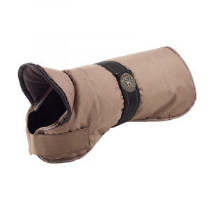 Hunter Hunde Frakke Denali, 65 cm. Gråbrun