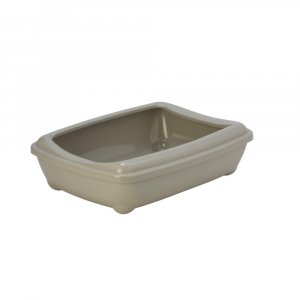 ARIST O TRAY LARGE WARM GREY. Moderna Products