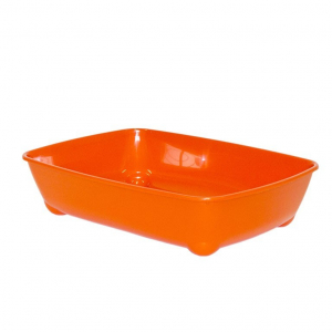 ARIST O TRAY LARGE FUN ORANGE. Moderna Products
