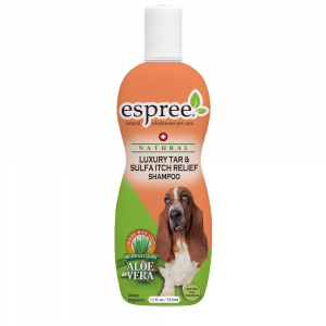 ESPREE LUXURY TAR & SULFA SHAMPOO 355ML