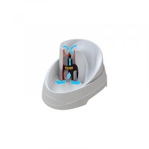 Cat Fountain Vega. Fontæne til katte og små hunde. 2 L. Ferplast