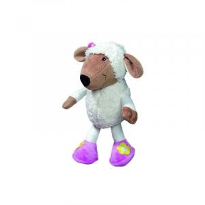 Får plys hvid 28cm. Karlie Flamingo
