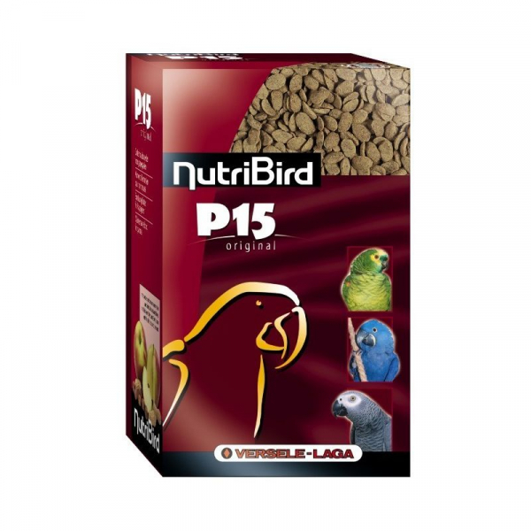 NutriBird P 15 Original 10 kg. Versele-Laga