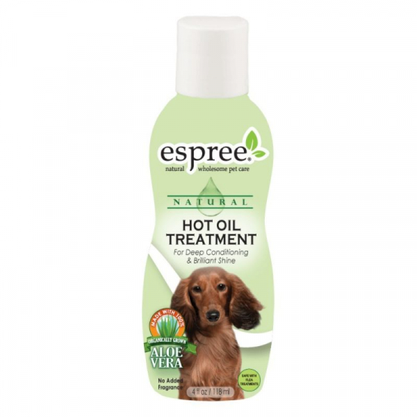 Espree Hot Oil Treatment 118ml.