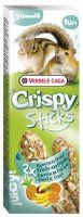 KRACKER HAMSTER/EGERN 2 STK. EXOTIC FRUIT110 G. VERSELE-LAGA